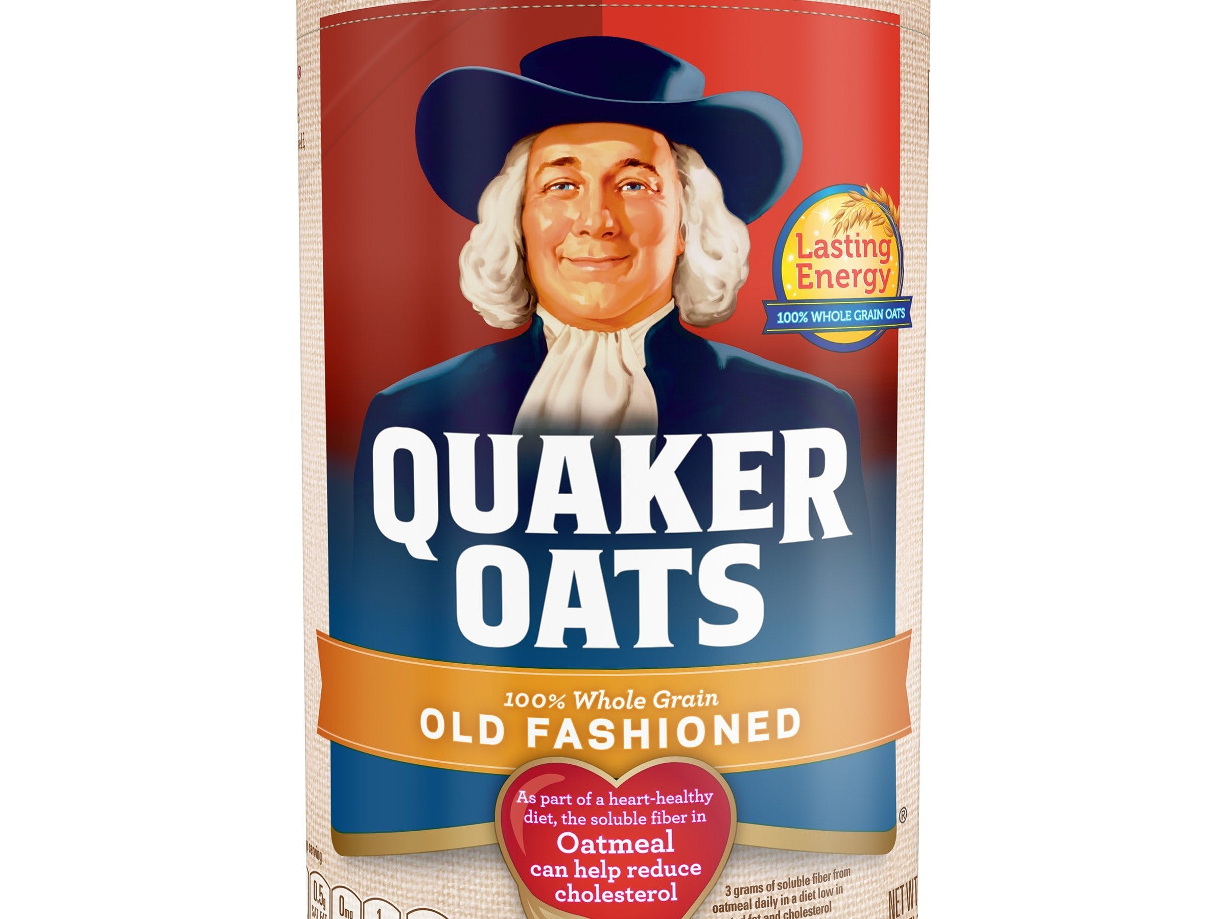 Substituting old fashioned oats for quick