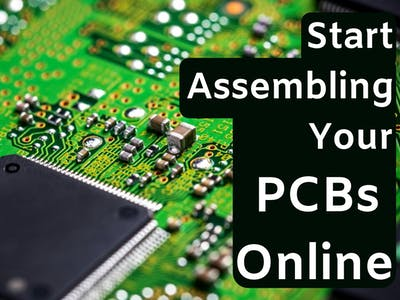 Online PCB Assembly From JLCPCB