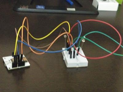 Controlling LED Using LDR Sensor