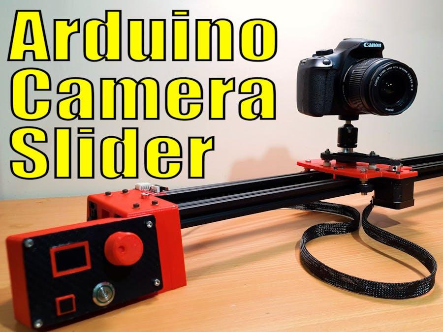 Arduino Camera Slider