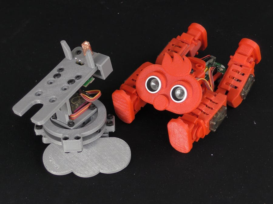 Robot Turntable