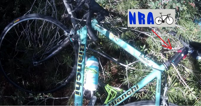 NRA in an accident test