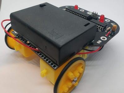 PCB Rover Robot