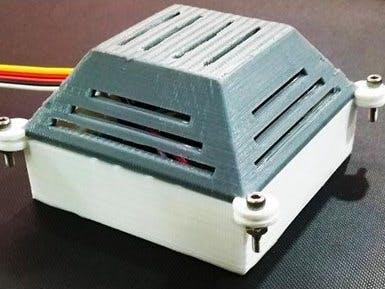 Atmospheric Air Analyser