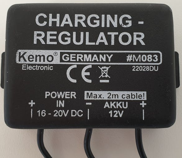 The charge controller