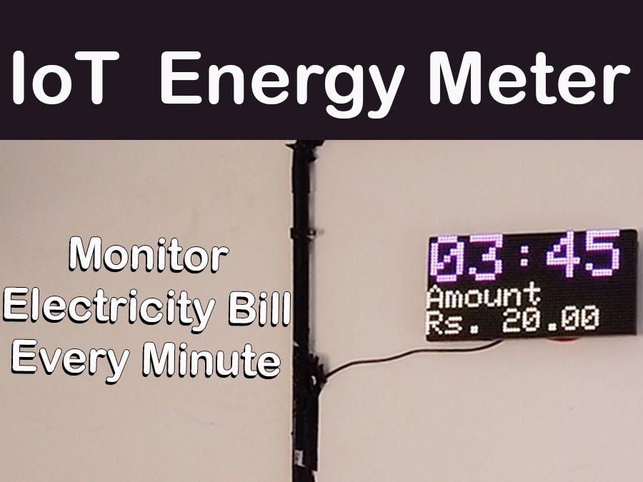 IoT Energy Meter