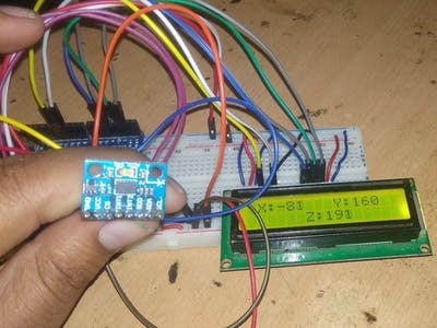 Earthquake Detector Using Arduino Uno