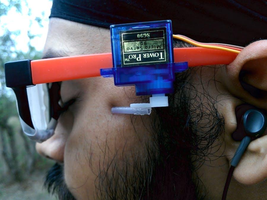 DeepWay- Autonomous navigation for the blind.