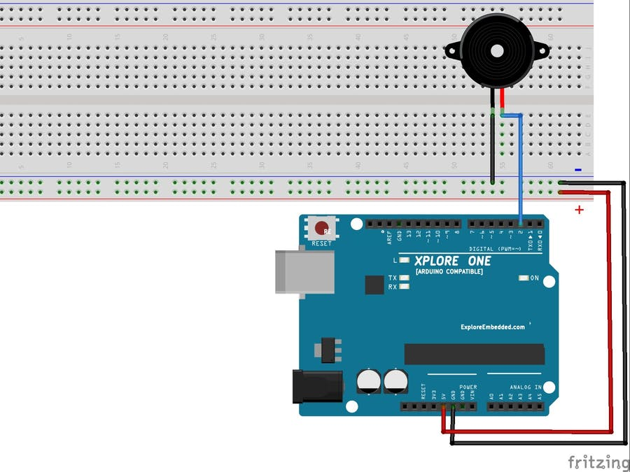 3  Some Noise with Buzzer - Arduino Project Hub