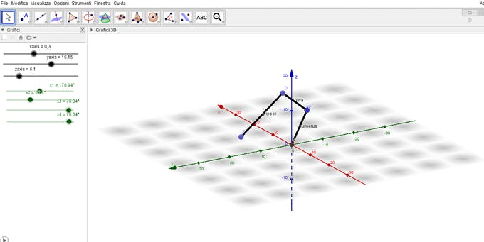 Geogebra Simulation ( file in code section)