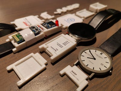 Modular Smart Watch/Bracelet