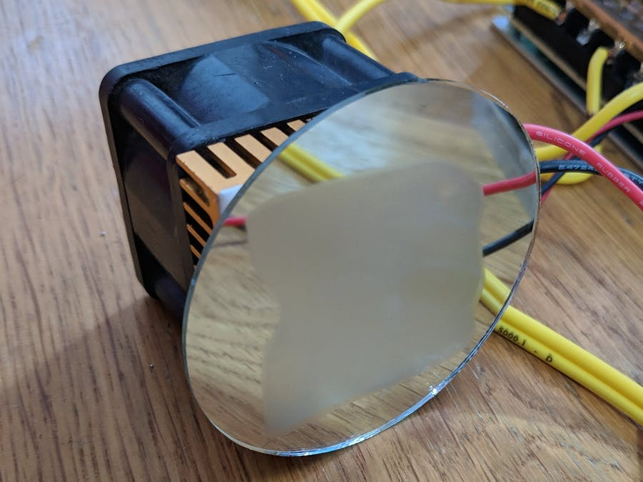 Arduino Chilled Mirror Hygrometer