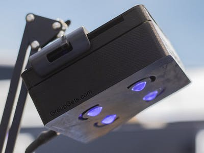 "5.8 Watt UV Box ""The UV HotBox"""