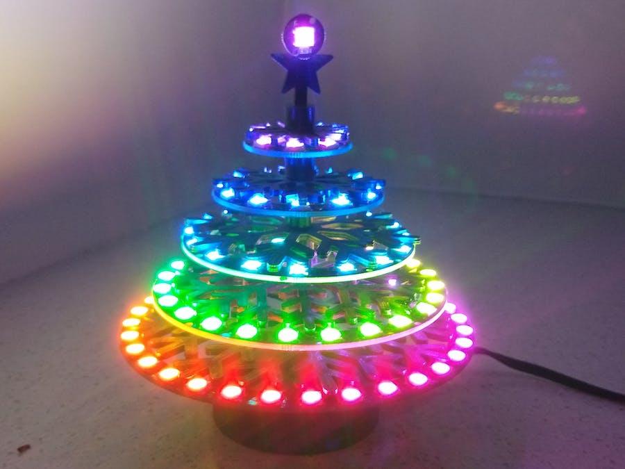 NeoPixel Christmas Tree