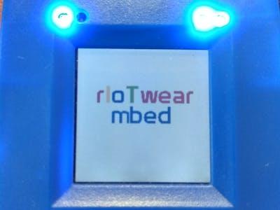 rIoTwear mbed