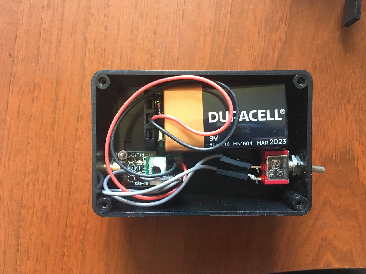 Wireless Laser Gate Timing System For