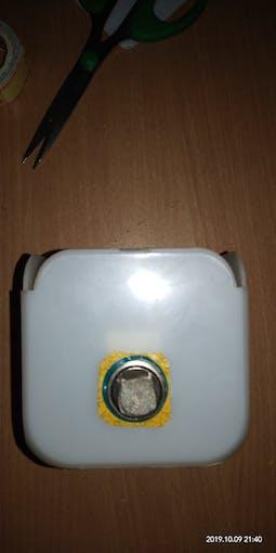 MQ2 gas sensor.
