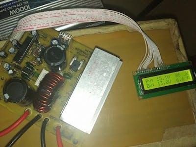 ATmega328 MPPT Solar Charger