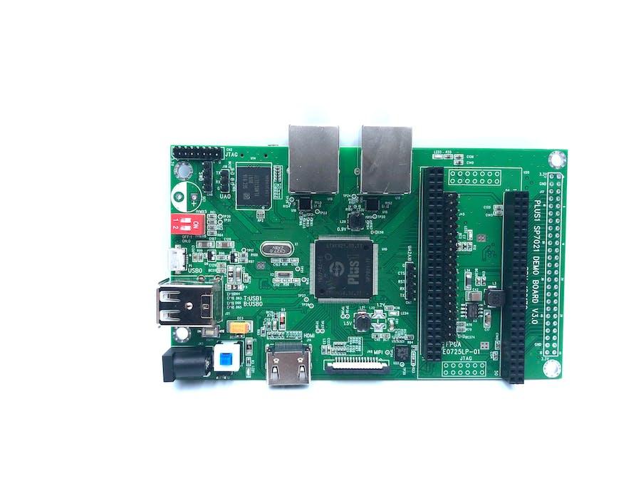 Banana Pi BPI-F2S with SunPlus SP7021 Chip Design