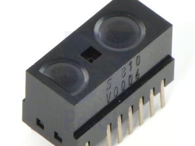 Sharp GP2Y0D810Z0F Digital Distance Sensor 2-10 cm