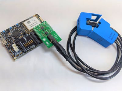 Secure Current Meter with Full Control Over Data