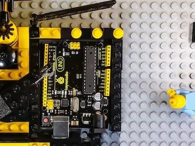 Lego Arduino Tutorial for Kids-Blink Sketch