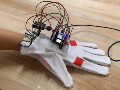 Instrument Glove