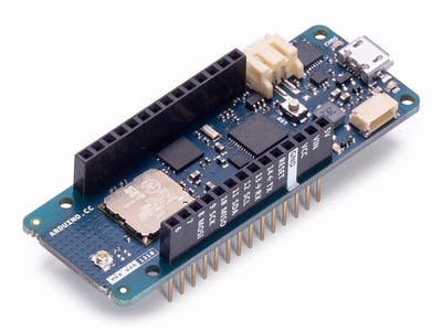 Announced New Arduino MKR WAN 1310 for LoRa connectivity