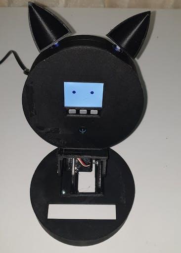 Figure 17, Desktop Robot