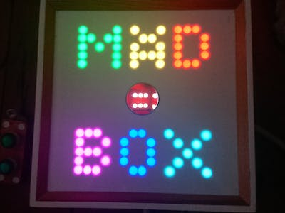 MÄDBOX – A Multiplayer Electronic Board Game Table