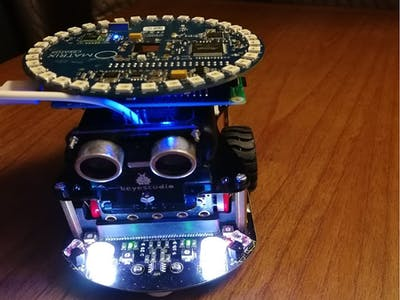 Voice Controlled Robot for kids