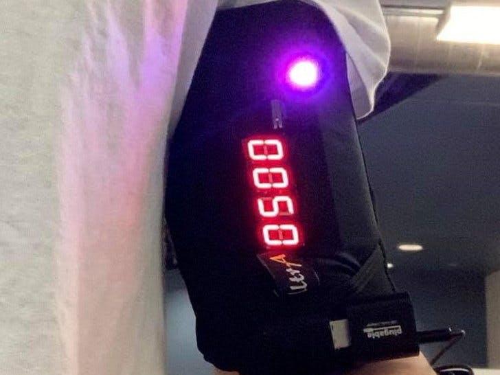 Wearable Metronome