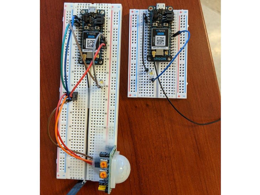 MEGR 3171 IOT Motion Sensor