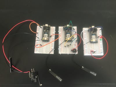 Team 5 Room Monitoring Device