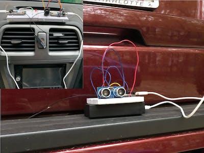 Parking Proximity Sensor