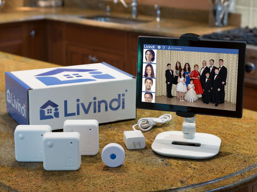 Livindi Helps Seniors Stay Independent, Safe and Healthy