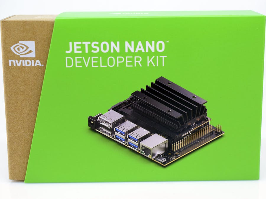 Setting Up the Jetson Nano - Hackster io