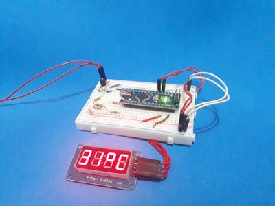 PCBWay Temperature Indicator System