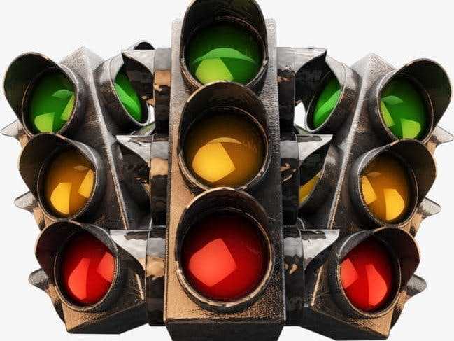 Traffic Light Control Using Bolt IoT Module