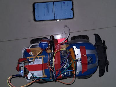 Automated Accident Detection, SMS and Email Alert System