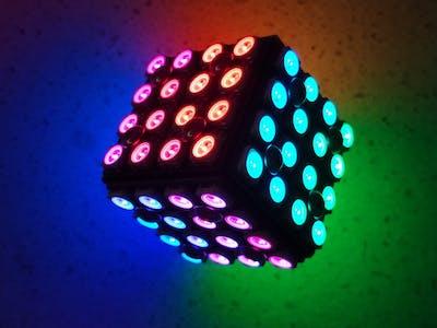 NeoPixel Mini Cube