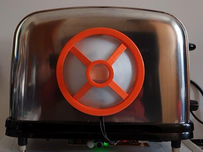 The Talking IoT Toaster