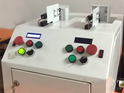 Switch and Socket Endurance Tester