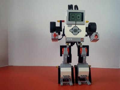 LEGO Mindstorms Alexa-Enabled Dancing Robot