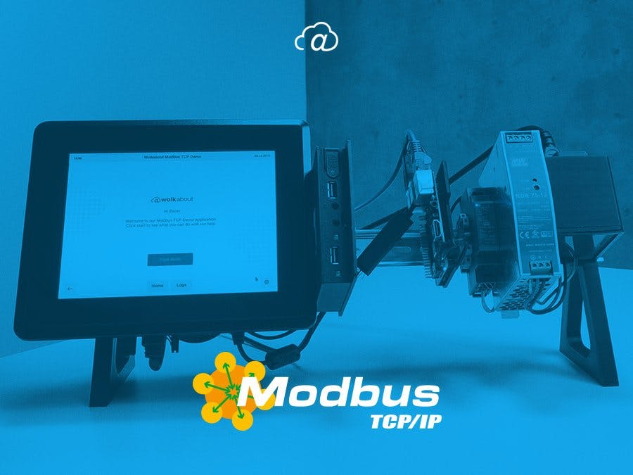 Connecting Modbus TCP/IP Slave to the Cloud