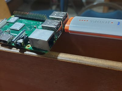 Raspberry Pi Access Point
