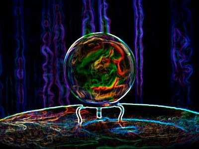 Crystal Ball - Biofeedback and Meditation