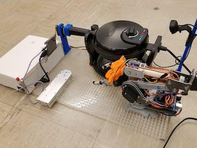 Waffle Robot