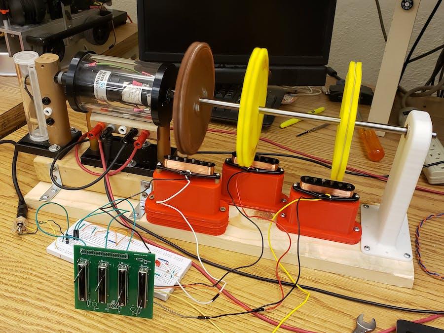 Tonewheel Synthesizer