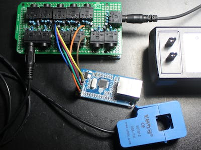 Emon Voltage Calibration Arduino Due